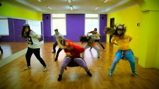 Хип-хоп, подростковая группа, хореограф Вашеця-Калмыкова Юлия, трек - Кристина Си