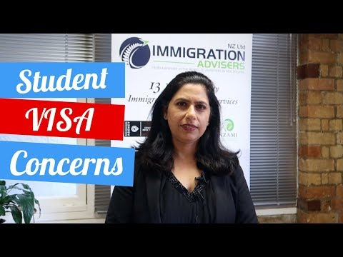 Student Visa Concerns - Onshore Lodgements | Vandana Rai | New Zealand