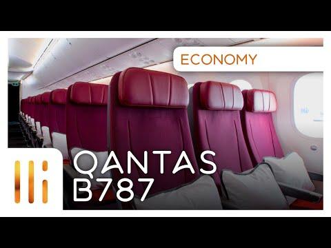 BRAND NEW: Qantas 787 Economy IN-DEPTH REVIEW (MEL-PER)