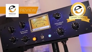 Review - Tegeler Audio Manufaktur Schwerkraftmaschine Outboard Stereo Tube Multi Compressor