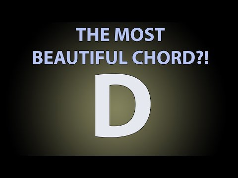 The Most Beautiful Chord?!