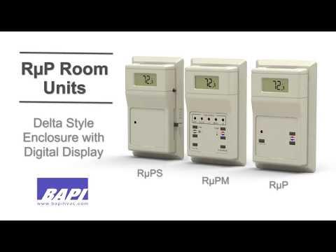 BAPI RµP Sensor Overview