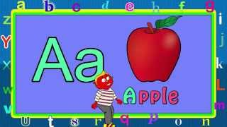 Phonics Song | ABC Phonics Song for Kids | Learn A to Z | Nursery Rhymes