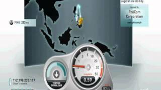Globe Broadband- - -Jagna Bohol Philippines