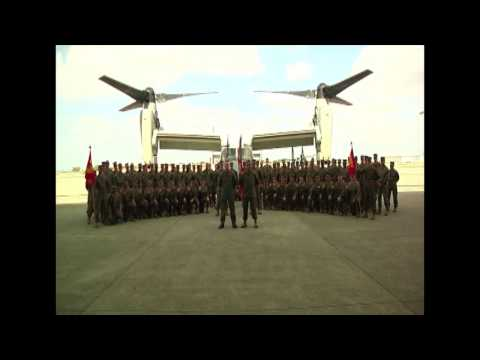 1st Marine Aircraft Wing Holiday Greeting