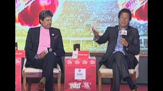 EXCLUSIVE: Imran Khan Tells Kapil Dev Why He Wants to Become Pakistan PM I Sports Tak