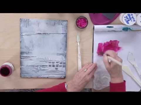 Preview   Acrylic Painting Techniques: Creative Textures with Chris Cozen