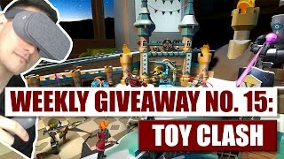 Daydream District Weekly Giveaway No. 15: Toy Clash for Google Daydream VR