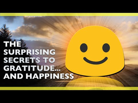 Beautifully Simple Ways To Be More Grateful And Happy