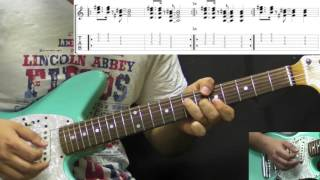 Eric Clapton - The Core - Rock Guitar Lesson (w/Tabs)