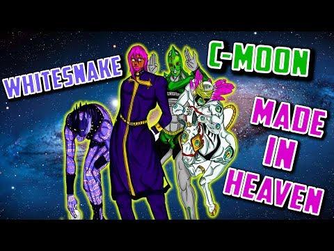 ПУЧЧИ И ЕГО「СТЕНДЫ」| Whitesnake | C-Moon | Made In Heaven