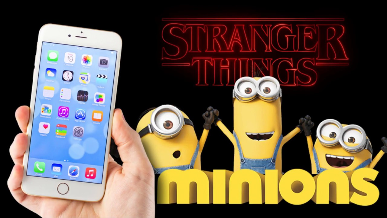 Stranger Things Theme (Minions Remix Ringtone) [Download link in  description]