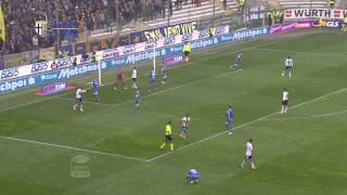 Video Gol Pertandingan Parma vs Empoli