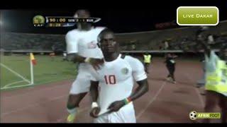 Sénégal vs Burundi (3-1) | Qualifications CAN 2017