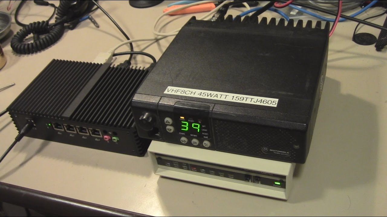 Building an APRS Digipeater (Hardware)
