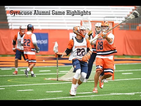Syracuse Alumni Game Highlights