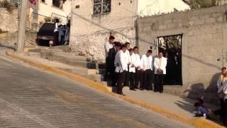Lldm la presa evangelización en las calles de la colonia,Lázaro Cárdenas Estado de México
