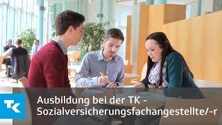 Ausbildung bei der TK - Sozialversicherungsfachangestellte/-r