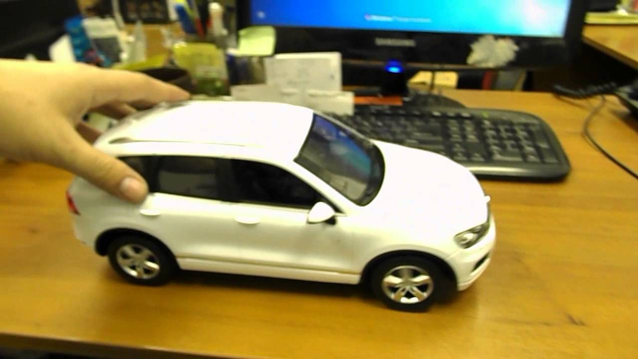 Volkswagen Touareg Toy Model Youtube