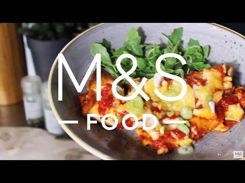 Chris' mega melty turkey enchiladas   Chris' Christmas Turkey Tips   M&S FOOD