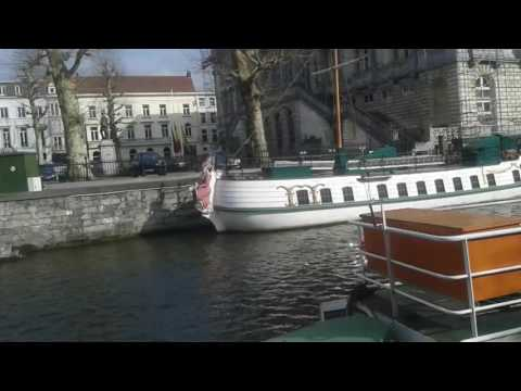 Samuli in Belgium Part 6: Easter and trip to Ghent