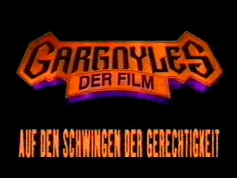Gargoyles the Movie: The Heroes Awaken (1995 ...