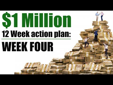 Million Dollar Portfolio - Week 4 - Investing For Beginners