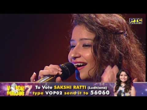 Sakshi's Journey in Voice of Punjab Season 7 | Full Episode | PTC Punjabi