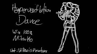 [UTAU] Hyperventilation Dance [Win100% Mitsuko LIG