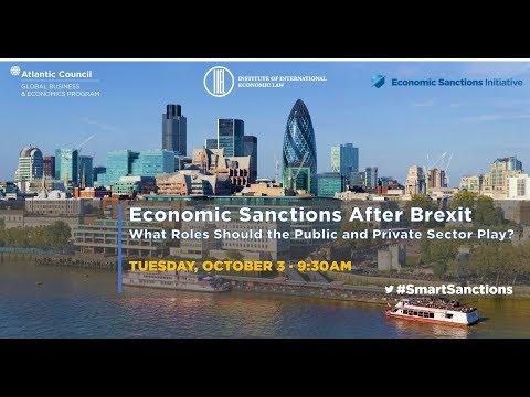 Economic Sanctions After Brexit
