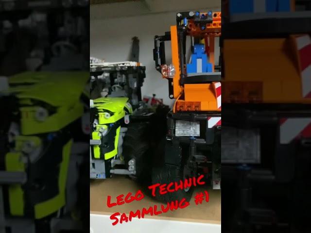 Meine Lego Technic Sammlung part 1 #shorts