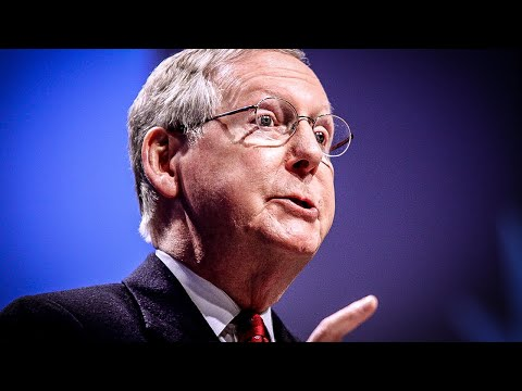 Mitch McConnell BUSTED Helping Donors Get Contracts From His Wife