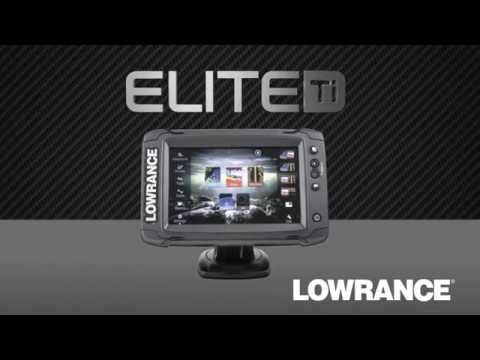 Lowrance Elite Ti - 30 Second Commercial