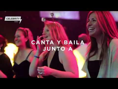 Banda Celebrity Chile