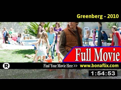 Watch: Greenberg (2010) Full Movie Online