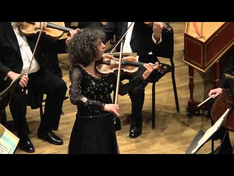 Vivaldi: Winter (from The Four Seasons) - English Chamber Orchestra/Stephanie Gonley