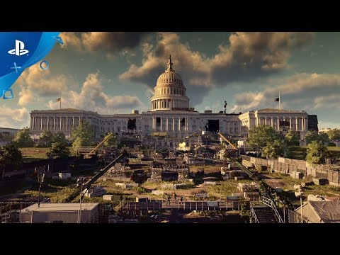 Tom Clancy&39;s The Division 2 | Launch Trailer | PS4