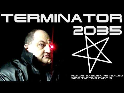Terminator ASMR Roko's Basilisk Wire Tapping Part 3