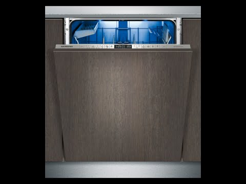 siemens geschirrsp ler mit zeolith trocknen sn68t156eu youtube. Black Bedroom Furniture Sets. Home Design Ideas