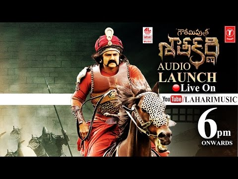 Gautamiputra Satakarni Audio Launch Full Video - Nandamuri Balakrishna - #NBK100 || Krish