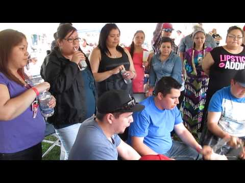Black Bear Singers 059 ~ Odawa pw 2014
