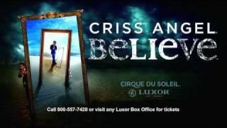 Video CRISS ANGEL Believe by Cirque du Soleil - TV Spot (15 sec) download MP3, 3GP, MP4, WEBM, AVI, FLV Juni 2018