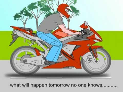 Masterji Road Accident Animation - YouTube