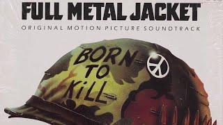 THE TRASHMEN - Surfin' Bird - 1987 LP Full Metal Jacket Soundtrack