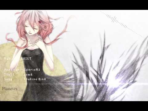 Planetes - Piano Ver. - 【Hina Tsukino】