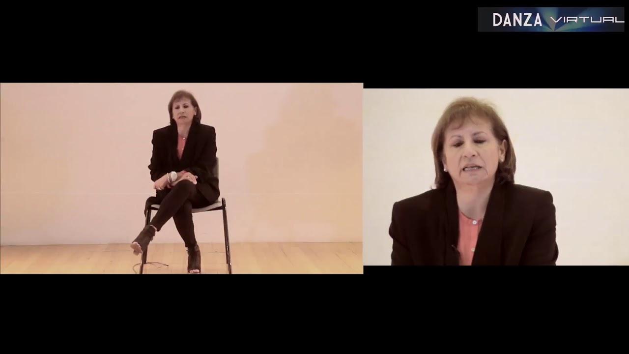 DANZAvirtual Maestra LIANA TOSIN, Ballet - Bogotá D.C 2018