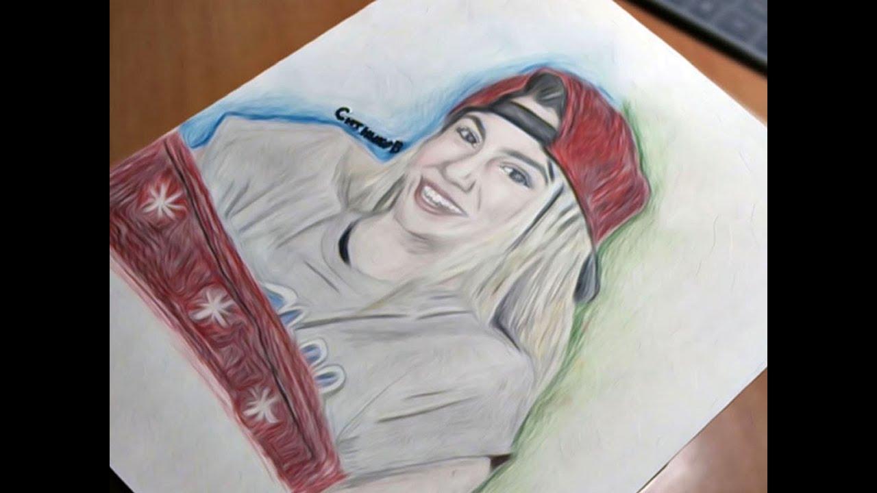 Марьяна ро рисунки для срисовки