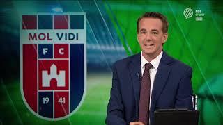 Magyar Kupa 6. forduló: Cigánd SE - MOL Vidi FC I M4 Sport ÉLŐ 2018-09-23