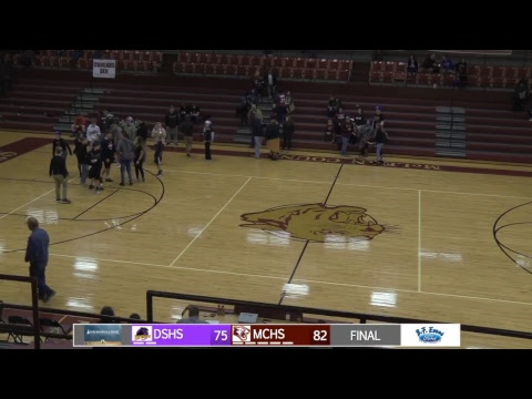 McLean County Basketball VS Dawson Springs