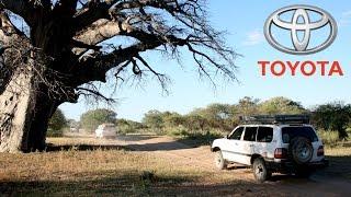 Living the Overlander's Dream. 5/26. Enter Angola.